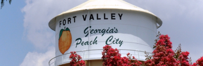 Fort Valley, Georgia's Peach City